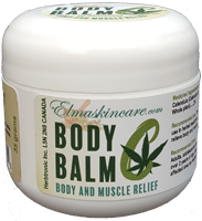 Body Balm C - Pain Eraser